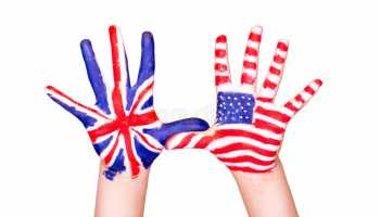 Aksen British VS Amerika
