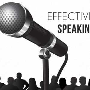 TECHNIQUES OF PUBLIC SPEAKING