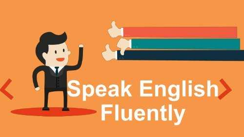 tips speaking english fluently