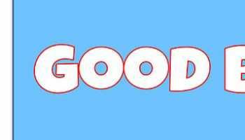 5 WAYS TO SAY GOOD BYE