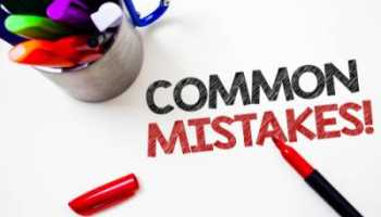 4 ENGLISH COMMON MISTAKES