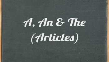 ARTICLES IN DETERMINER HEC 1