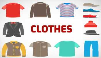 VOCABULARY CLOTHES